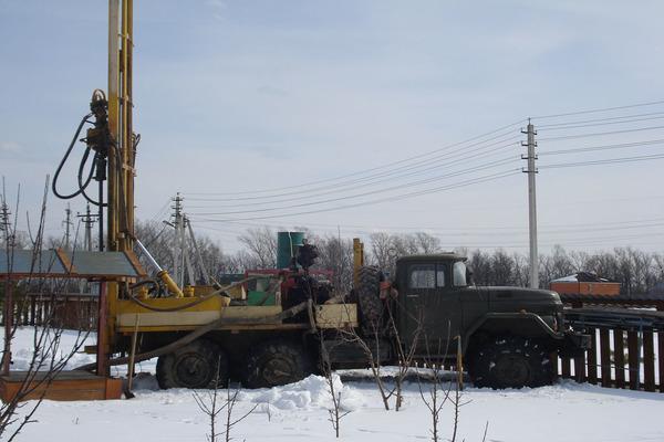 Бурение скважин в Перми и крае
